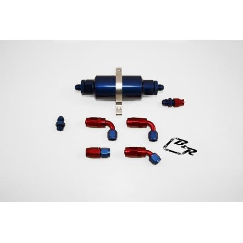 Stock Fuel Filter Delete Kit